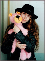 Alissa & Pink Panther